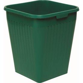 Bantex Orth papirkurv, 25 liter, grøn