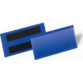 Durable Lagerlommer m/magnet, B100xH38 mm
