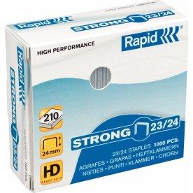 Rapid Strong 23/24 Hæfteklammer, 1000 stk.