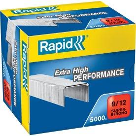 Rapid Super Strong 9/12 Hæfteklammer, 1000 stk.