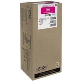 Epson T9743 XXL blækpatron, rød, 84.000s