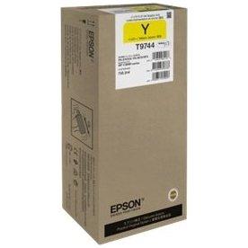 Epson T9744 XXL blækpatron, gul, 84.000s