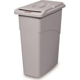 Rubbermaid beholder med lås  87 liter, Grå
