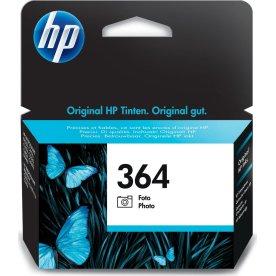 HP No364 blækpatron, fotosort, 250s