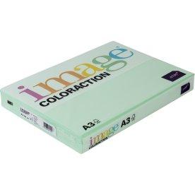 Image Coloraction A3, 80g, 500ark, søgrøn