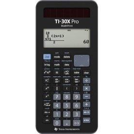 Texas Ti30X Pro MathPrint Regnemaskine