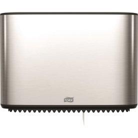 Tork T2 Dispenser Jumbo toiletpapir, stål
