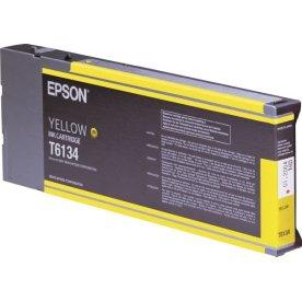 Epson T6134 blækpatron, gul, 110ml