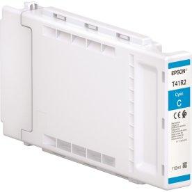 Epson XD2 T41R240 blækpatron, cyan, 110ml