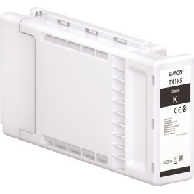 Epson XD2 T41F540 blækpatron, sort, 350ml