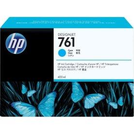HP CM994A No761 blækpatron, cyan, 400 ml