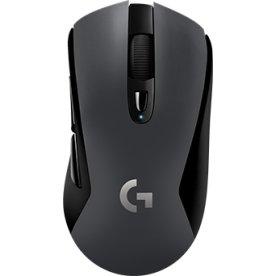 Logitech G603 trådløs Lightspeed gamingmus, sort