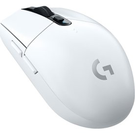 Logitech G305 Lightspeed trådløs gaming mus, hvid