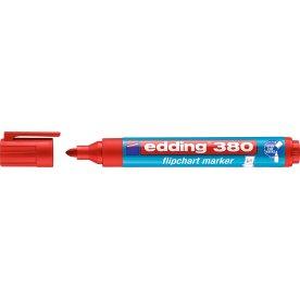 Edding 380 Flipover Marker, rød