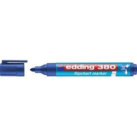 Edding 380 Flipover Marker, blå