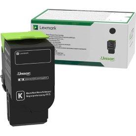 Lexmark C2320K0 lasertoner, sort, 1.000s