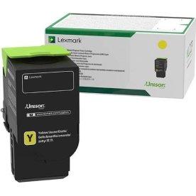 Lexmark C2320Y0 lasertoner, gul, 1.000s