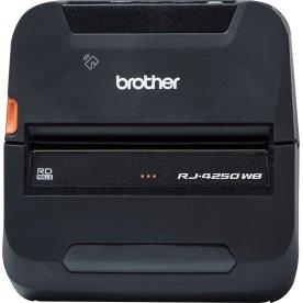 Brother RJ-4250WB kvitterings- og labelprinter