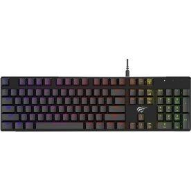 Havit KB395L mekanisk RGB belyst gaming tastatur