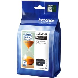 Brother LC3235XL blækpatron, sort, 6.000 sider