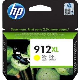 HP 912XL High Yield gul blækpatron, bliser, 825s