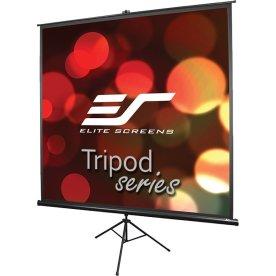 Elite Screens T85NWS1 1:1 Tripod lærred, 153x153cm