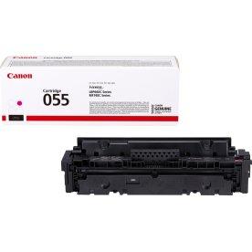 Canon 055 lasertoner, magenta, 2.100 sider