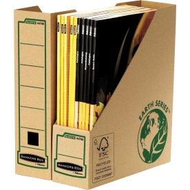 Bankers Box Earth Tidsskriftskassette