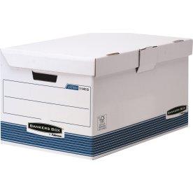 Bankers Box System Flip Top Maxi Arkivkasse
