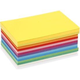 Colortime Forårskarton, A6, 180g, 300 ark, ass.
