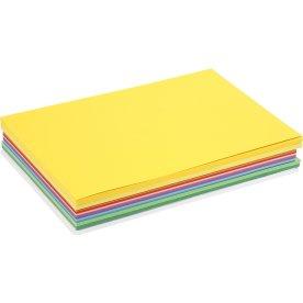 Colortime Forårskarton, A4, 180g, 30 ark, ass.
