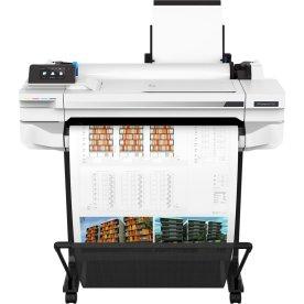 "HP DesignJet T525 24"" storformatsprinter, wifi"