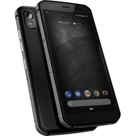Caterpillar CAT S52 smartphone, sort