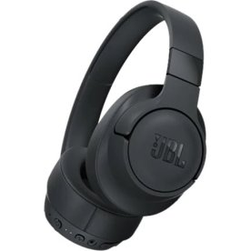 JBL Tune 750BTNC trådløse høretelefoner, sort