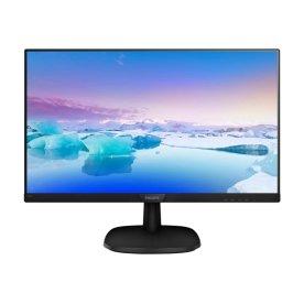 """Philips V-Line 273V7QDAB/00 27"""" Full HD LED skærm"""