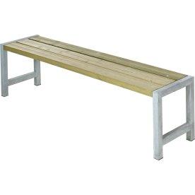 Plus Plankebænk, L 176 cm, Natur