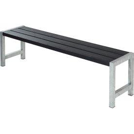Plus Plankebænk, L 176 cm, Sort