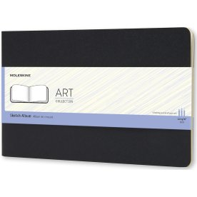 Moleskine Art Sketch Album | L | Sort