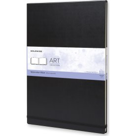 Moleskine Art Akvarel Album | A3 | Sort
