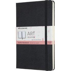 Moleskine Art Bullet Notesbog | L | Sort