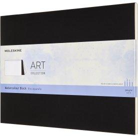 Moleskine Art Akvarel Blok | XXL | Sort