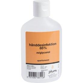 Plum Hånddesinfektion 85 % Flydende, 120 ml