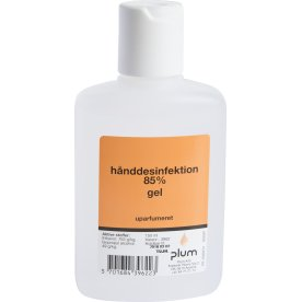 Plum Hånddesinfektion 85 % Gel, 150 ml