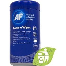 AF Isoclene Wipes, 100 stk.